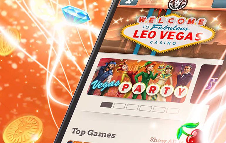 Leo Vegas The star of online casinos