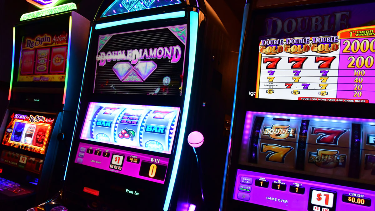 Types Of Online Slot Machines - Techicy