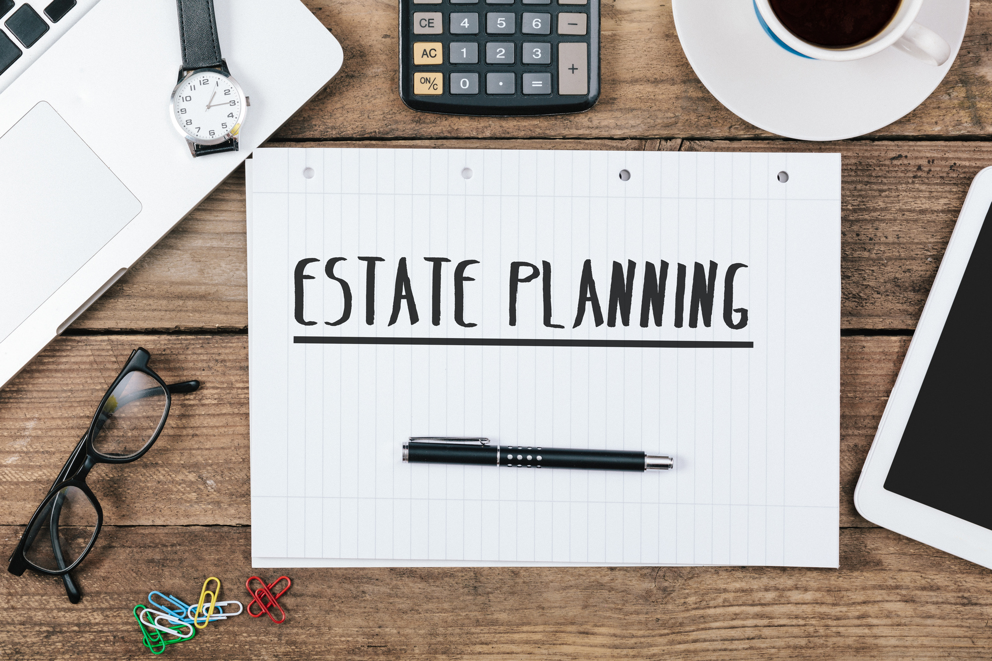 Organize Your Assets In Estate Planning