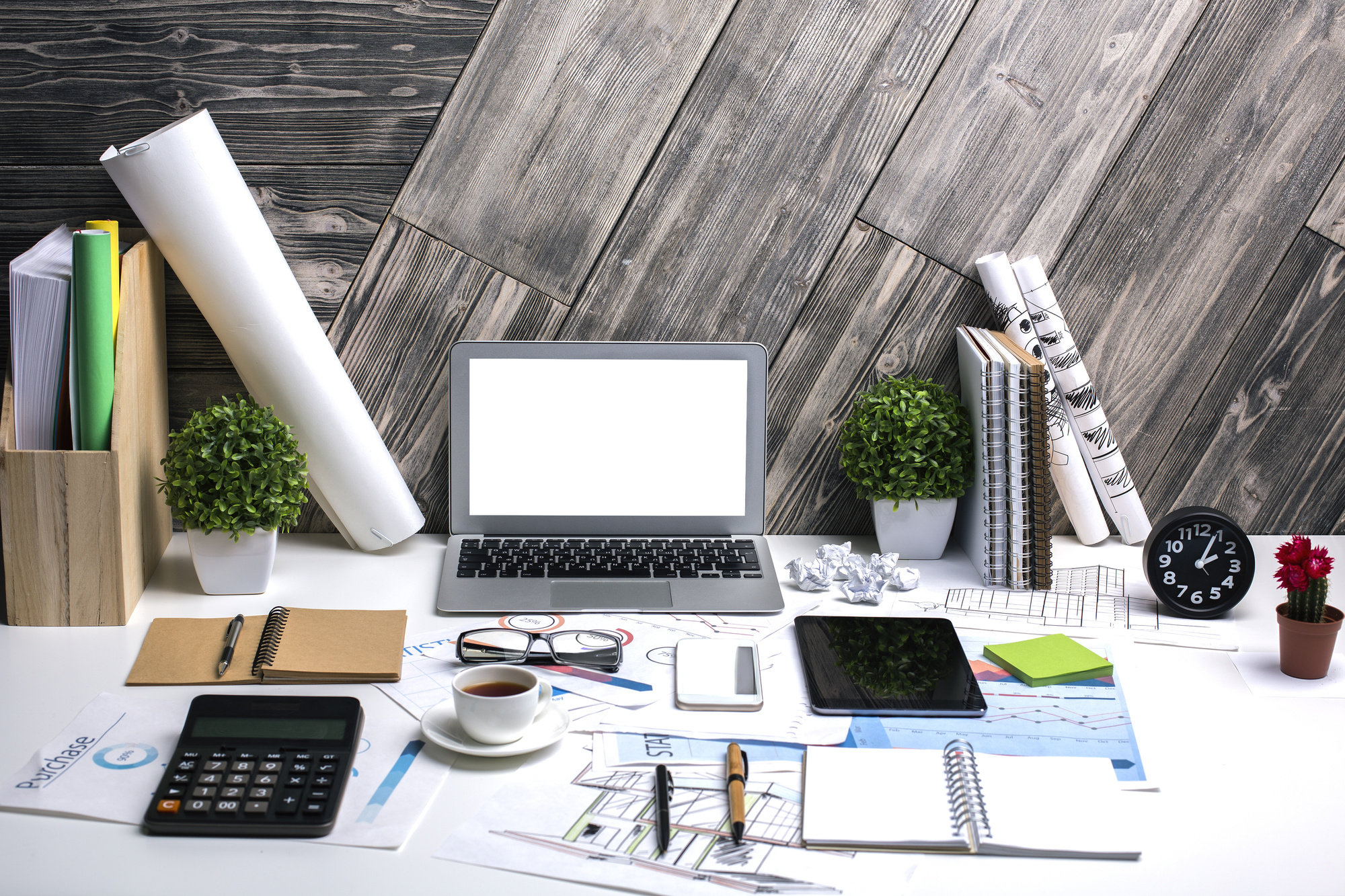 Essential Office Supplies for a New Business