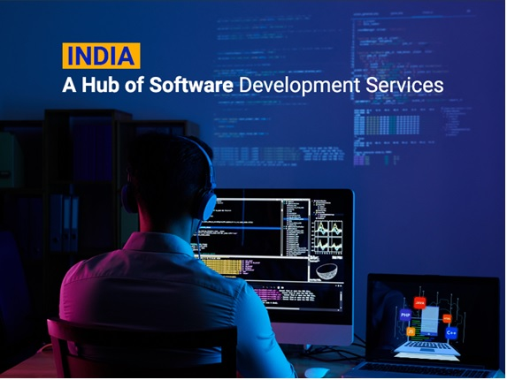 India, a hub of Offshore software development outsourcing services