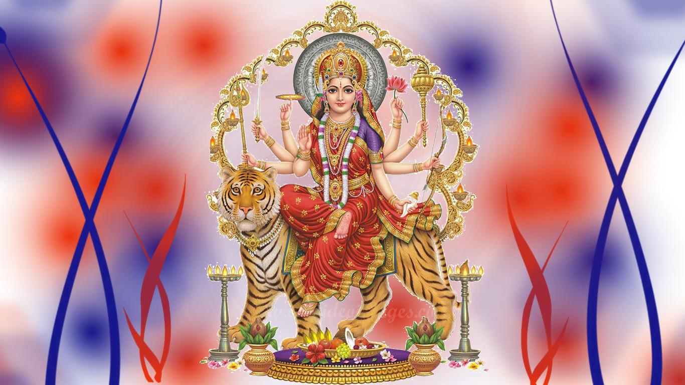Navratri Maa Durga HD Images, Wallpapers, and Photos