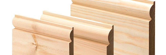 SOFTWOOD SKIRTING BOARDS