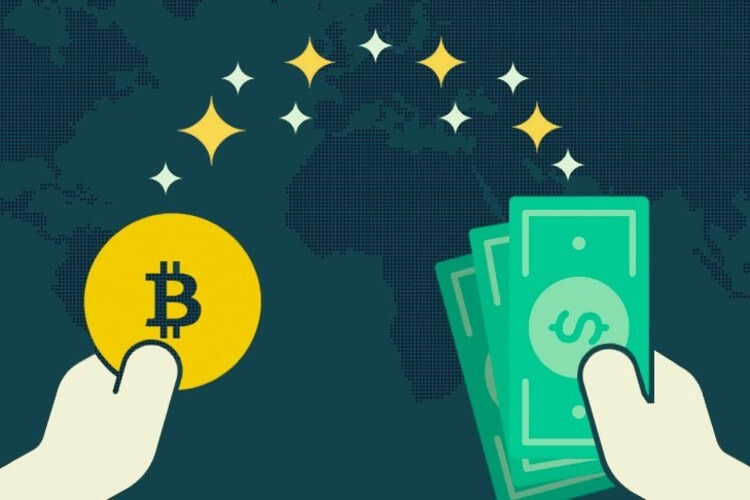 Sale Of Cryptocurrency