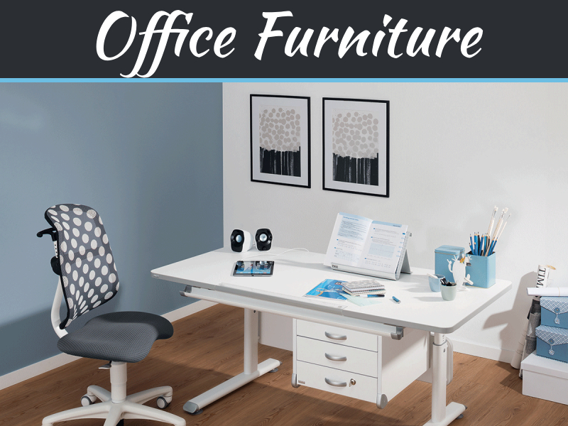 Top 5 Factors to Consider While Buying Office Furniture