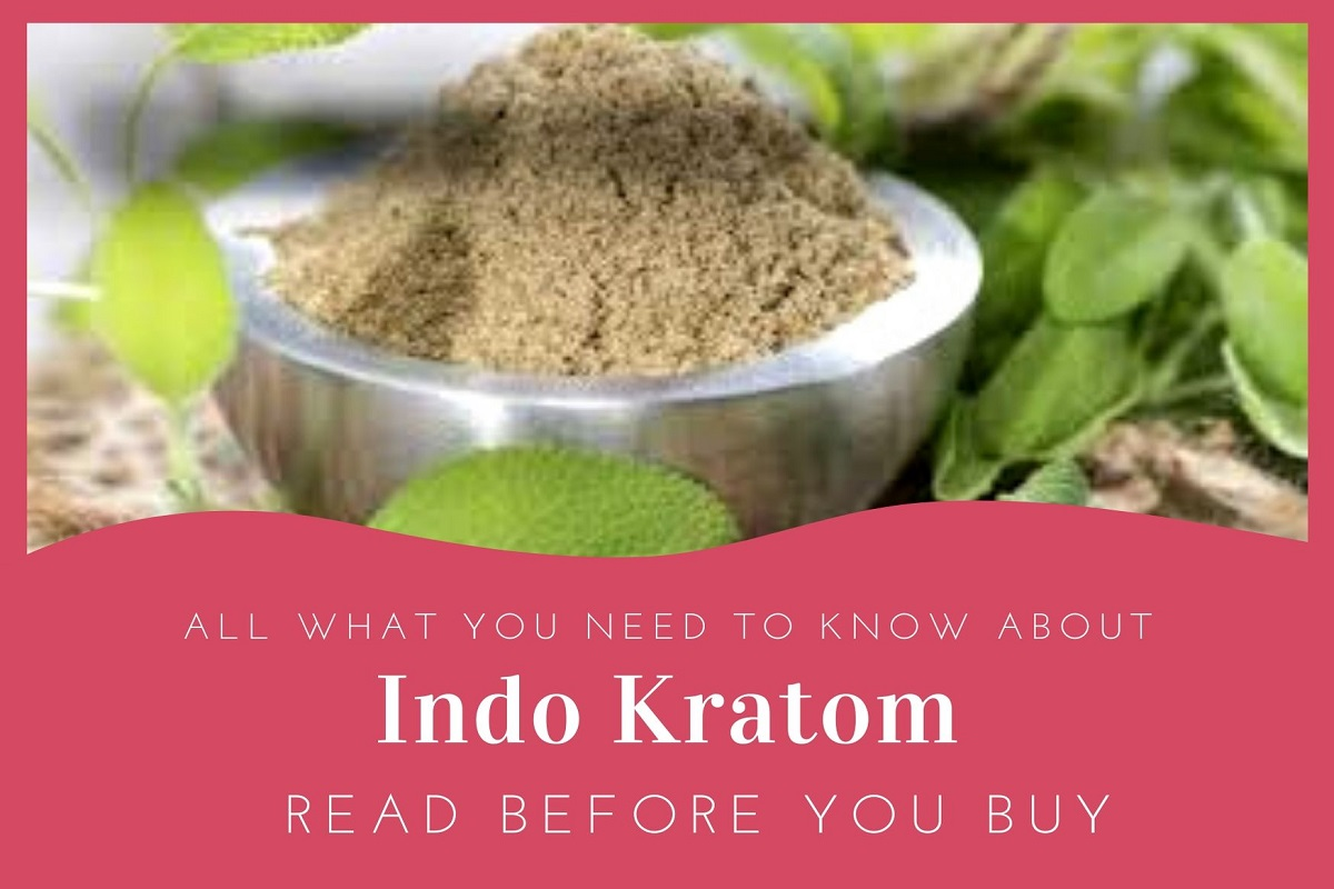 What Is Indo Kratom Used For