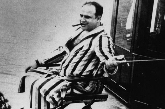 What Musical Instrument Did Al Capone Play