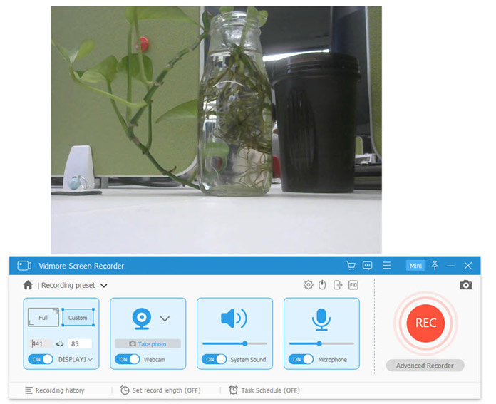 webcam-recording-settings