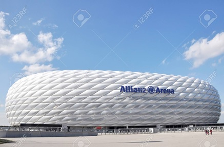 Allianz Arena (Munich, Germany)
