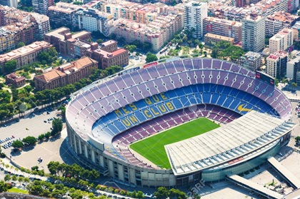 Camp Nou (Barcelona, Catalonia, Spain)