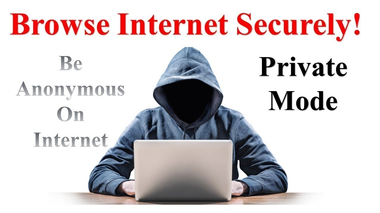 How To Surf The Internet Anonymously