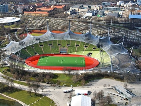 Olympiastadion (Munich - Germany)