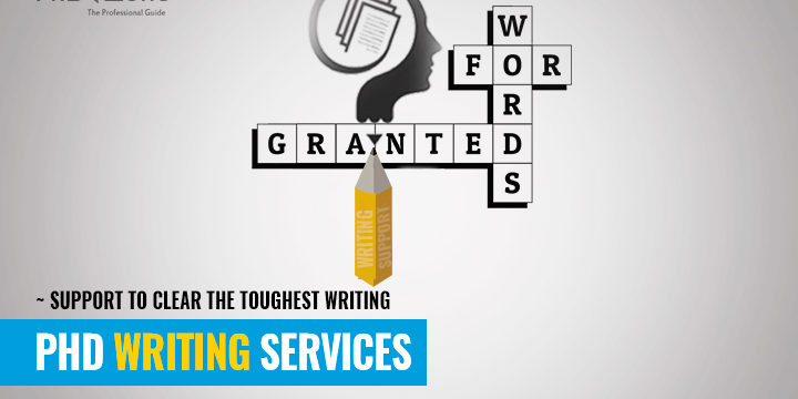 Ph.D. Writing Services