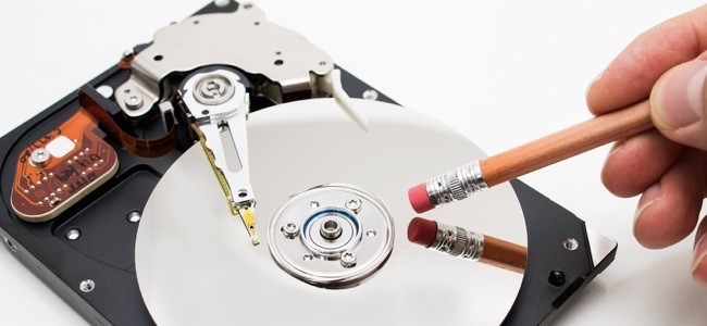 What is Professional Data Destruction