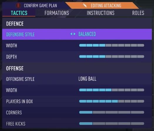 FIFA 21 4-2-2 Best Custom Tactics