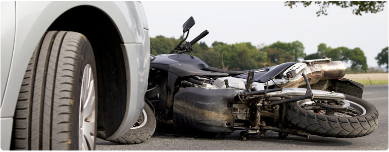 File A Motorcycle Accident Claim
