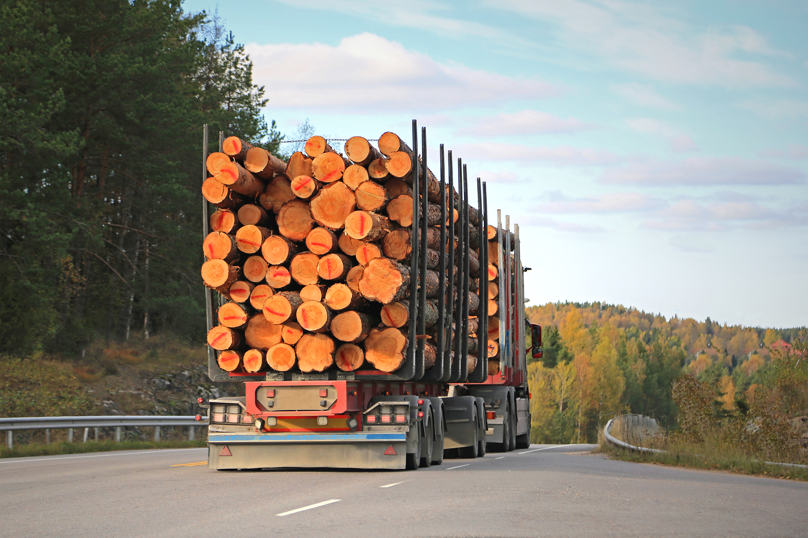 Many Truck Accidents Are Caused By Unsecured Loads