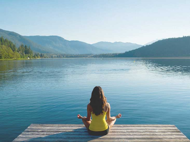 Nature Can Help Reduce Stress & Anxiety