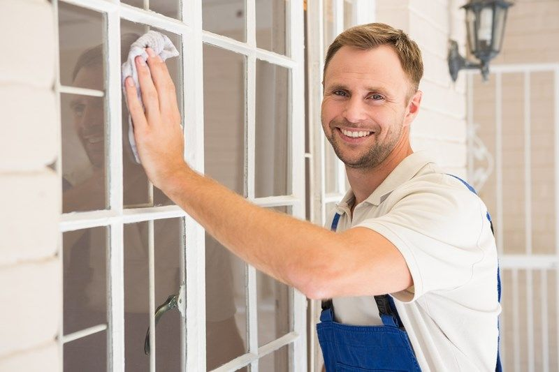 Profitable Window Cleaning Business