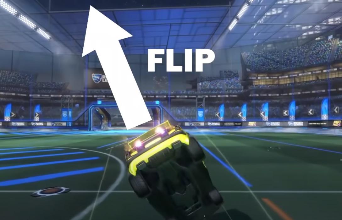 Rocket League Speed Flip Tutorial