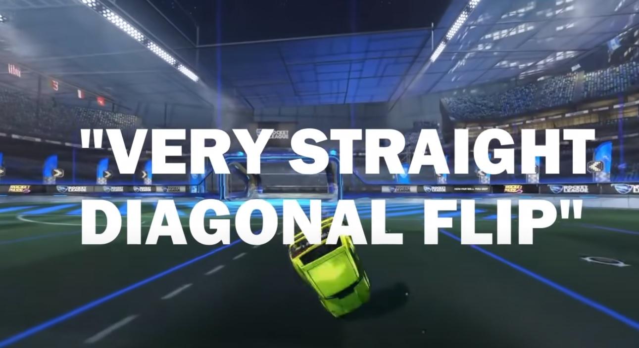 Rocket League Speed Flip Tutorial_1