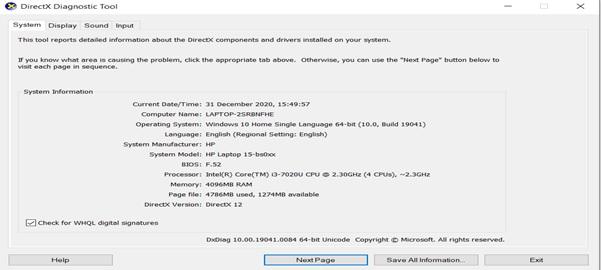 Fix For Directx Encountered Unrecoverable Error_3