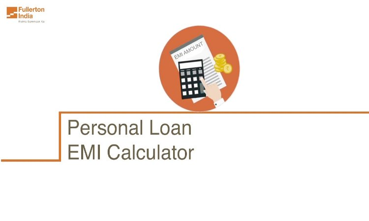 Personal Loan EMI Calculator