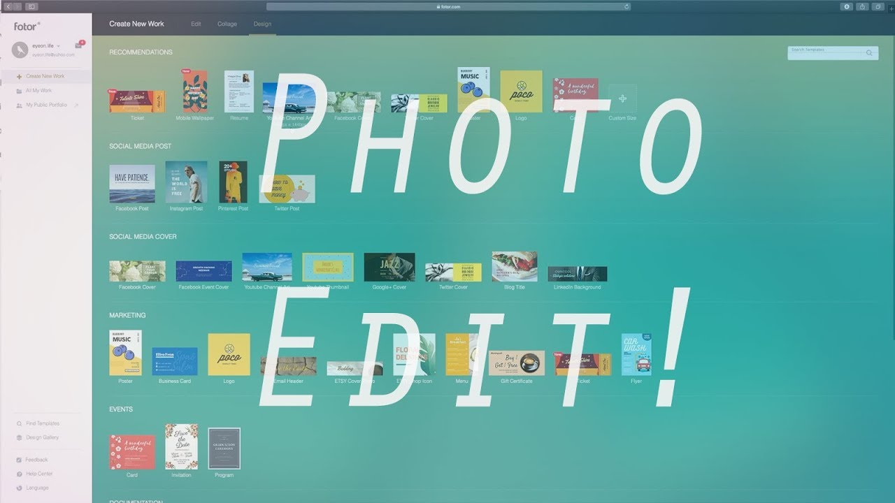 Fotor The Best Online Graphic Design Tool 3