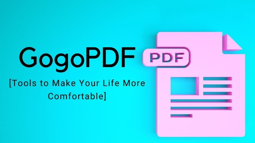 GogoPDF Tool