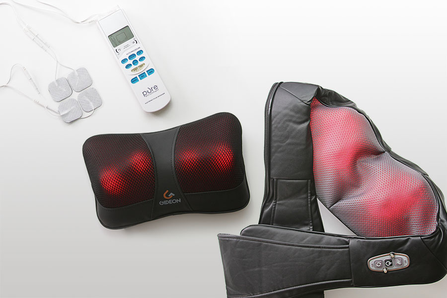 Neck and Back Massagers