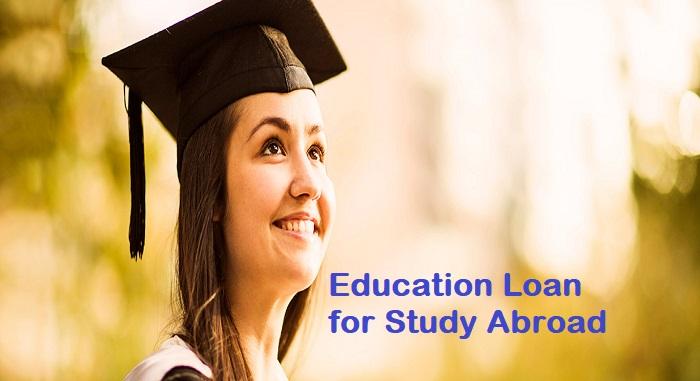 Study Abroad Education Loan