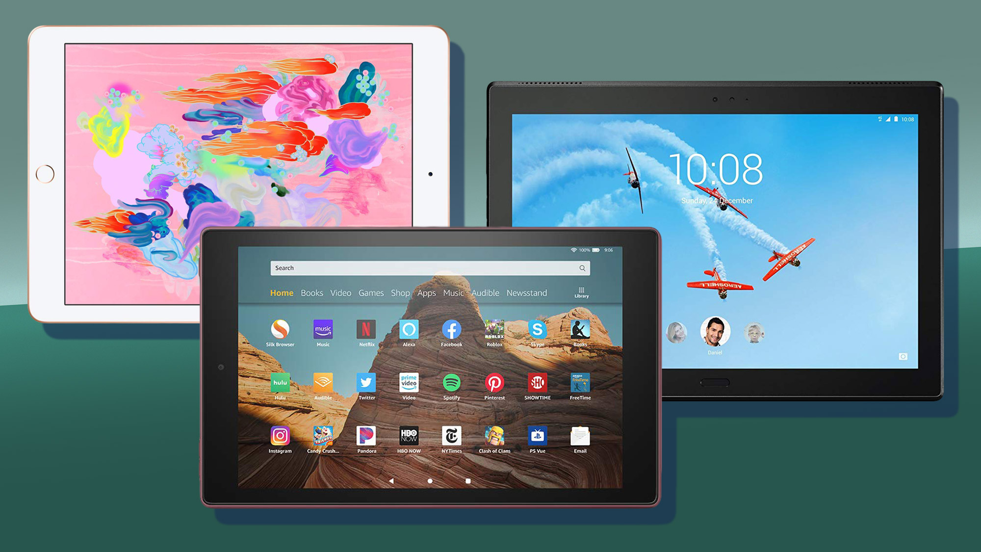 Top 5 Budget Tablets You Can Buy In 2021