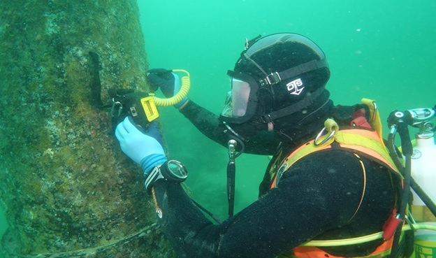 Underwater Construction Inspection