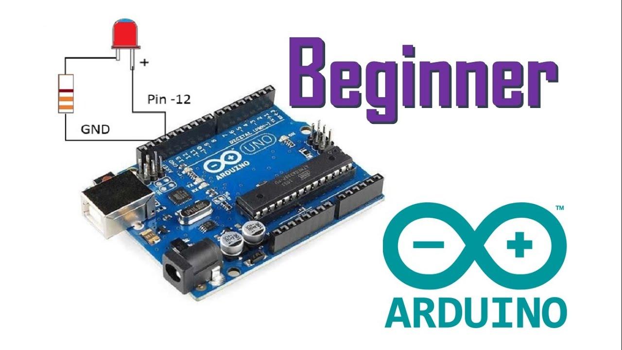 Beginner To Learn Arduino