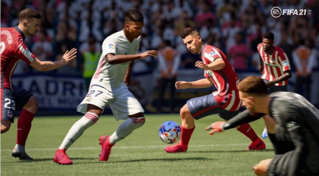 FIFA 21 Attacking Skills