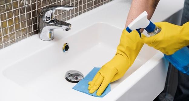 Keep Bathroom Moisture To A Minimum