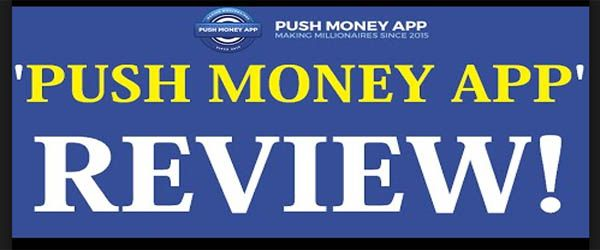Online-trading with PUSH MONEY