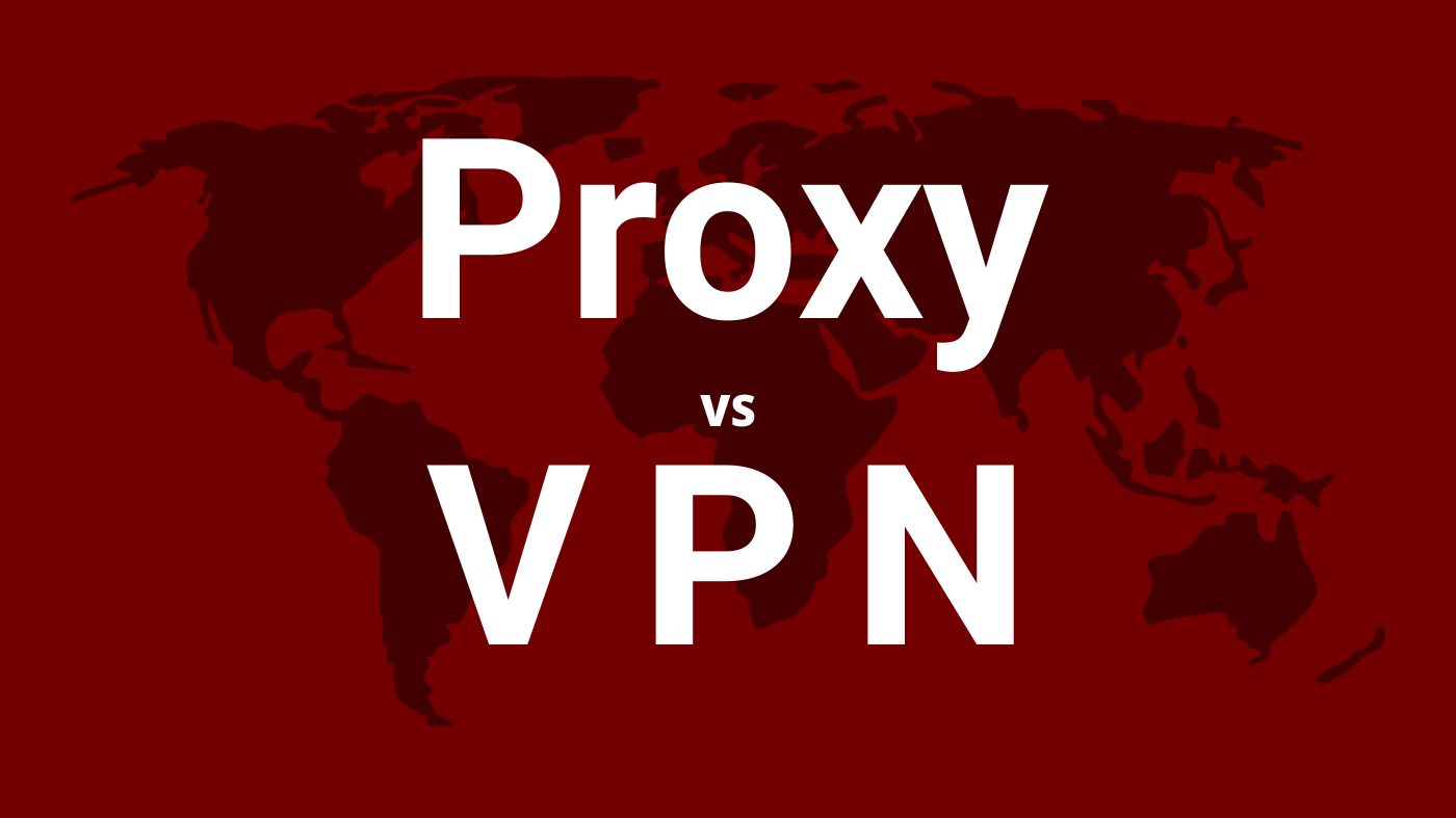 Proxy vs VPN: what are the main differences?
