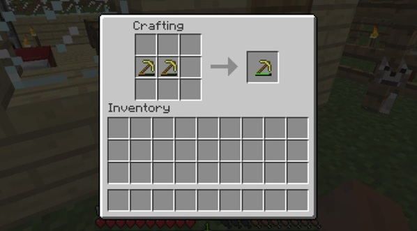 Weapons In Minecraft