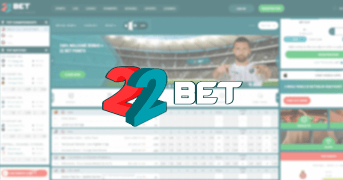 22Bet Bookie Review
