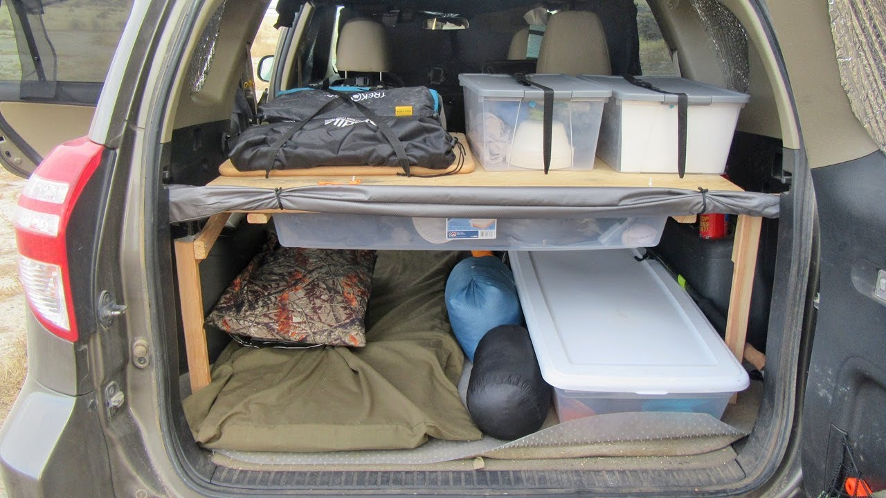 4Runner Storage Storage to Make Living On the Road Easier