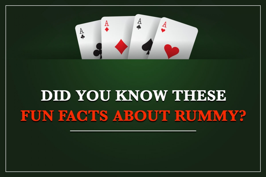 7 Fun Facts about Online Rummy
