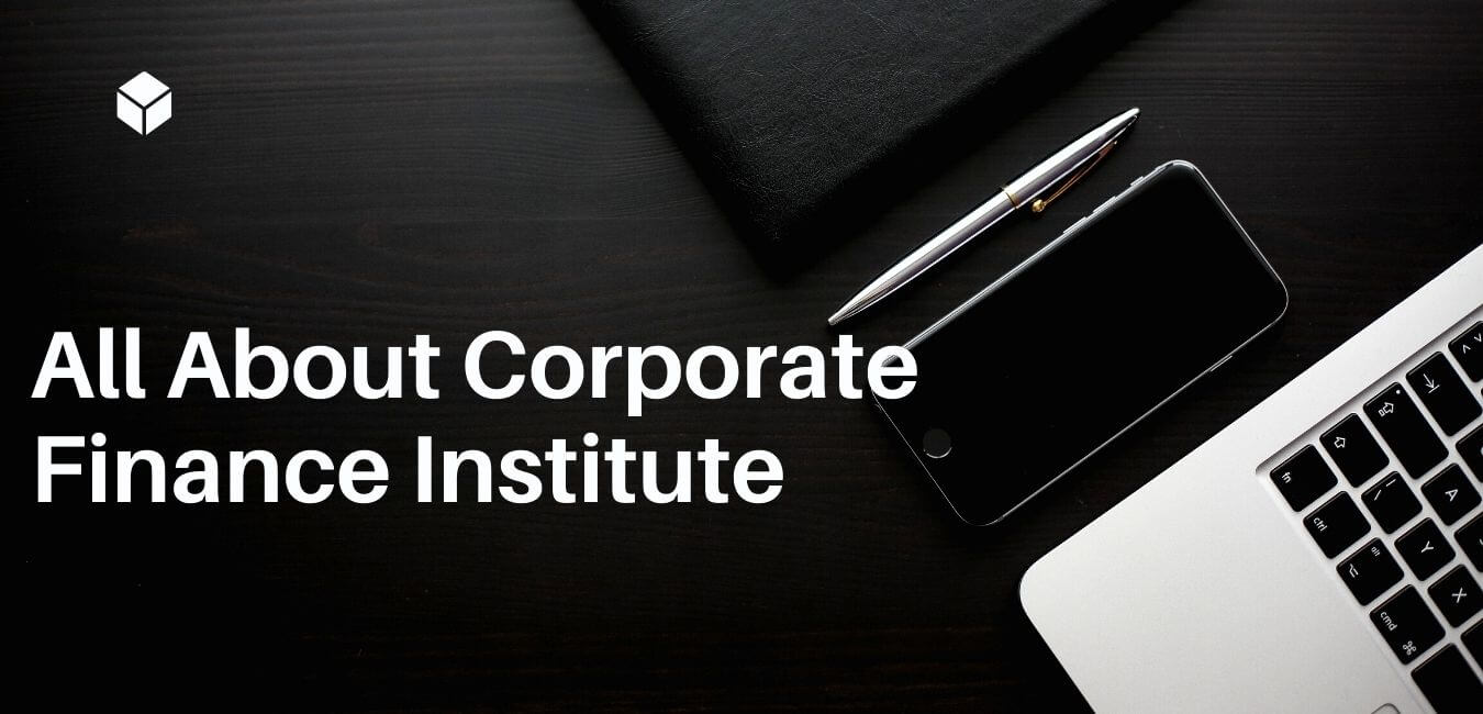 All About Corporate Finance Institute