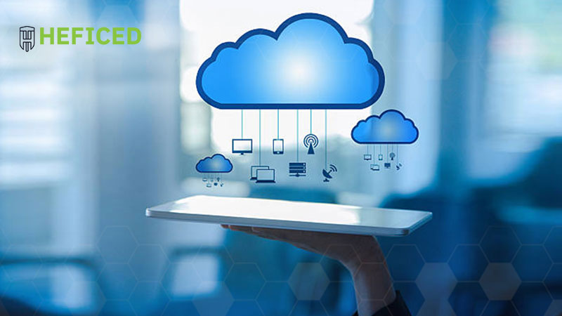 Benefits of Heficed cloud servers