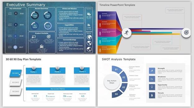 Best Presentation Templates 1