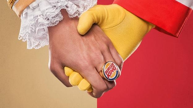 Burger King Helped McDonald's