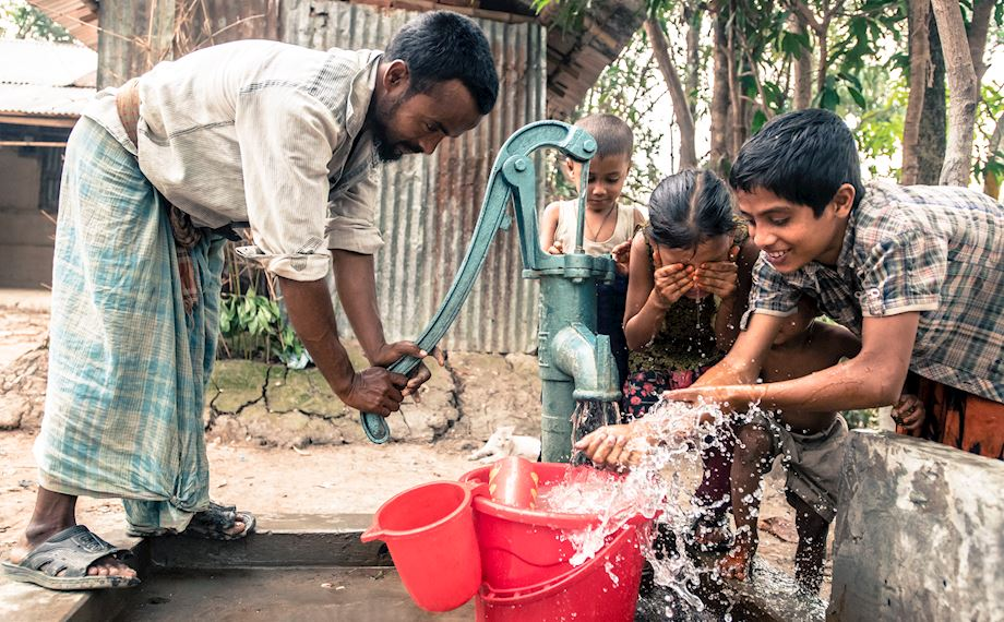 Donating a Well