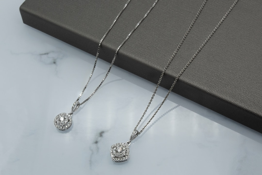 Go for a timeless piece of jewelry