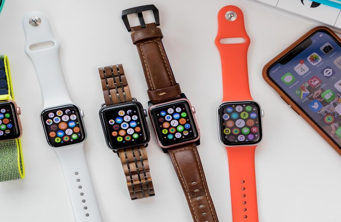 New Leather Apple Watch Band 1
