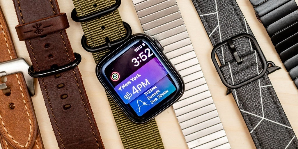 New Leather Apple Watch Band 2